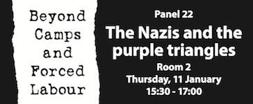 Beyond Camps and Forced Labour; The Nazis And The Purple Triangles