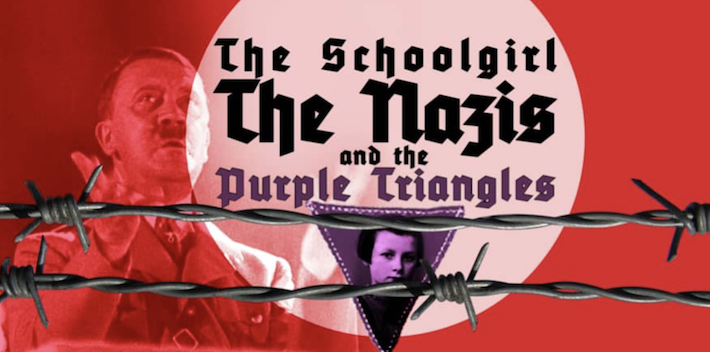 The Schoolgirl, The Nazis And The Purple Triangles